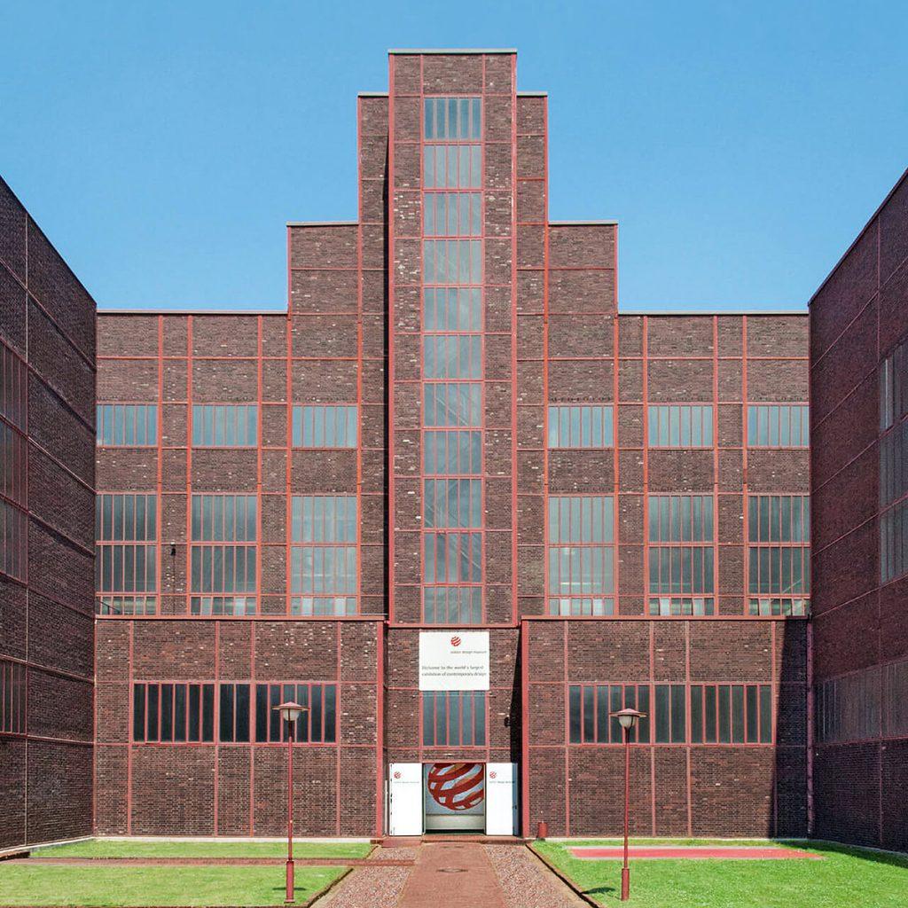 Oplàmp in the Red Dot Design Museum in Essen (DE)