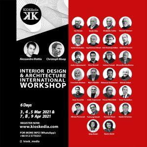 KIOSKedia Interior Design & Architecture International Workshop
