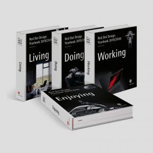 Oplàmp sul Red Dot Design Yearbook 2019/2020 e sulla Red Dot Design App