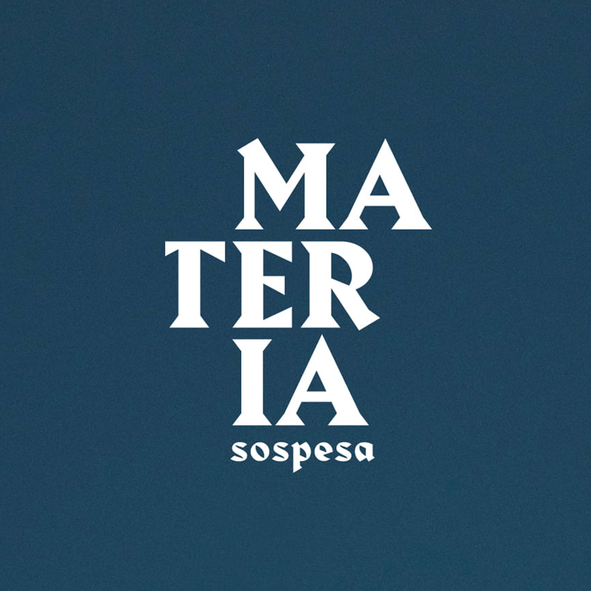 Materia Independent Design Festival 2020